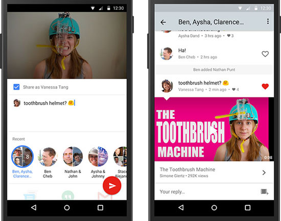 YouTube Chat Mobile App