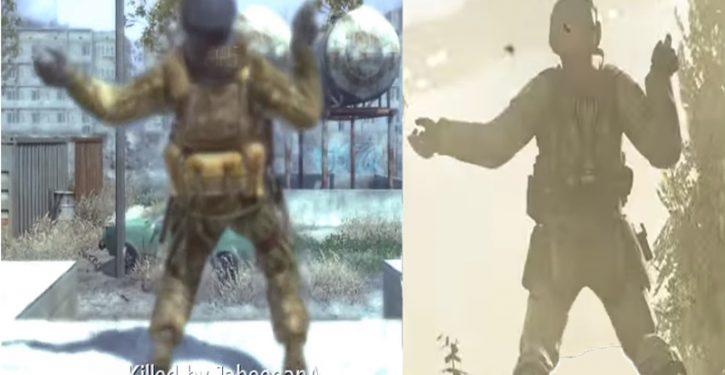 call of duty infinite warfare animazioni morte