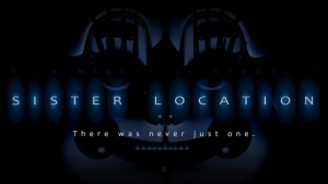 five night at freddy sister location teaser