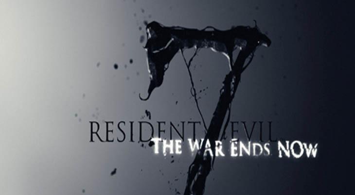 logo resident evil 7 uagna