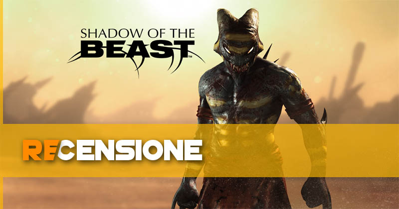 shadow of the beast copertina uagna