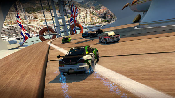 table top racing gara