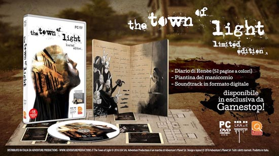 limited edition the town of light uagna