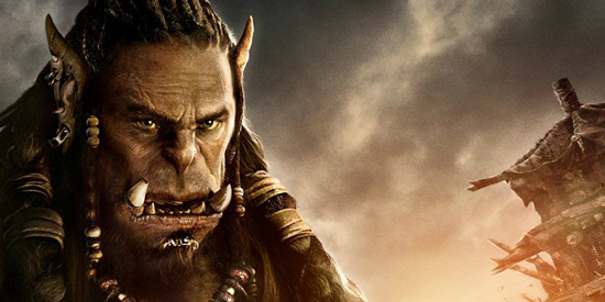 Orco Warcraft Film