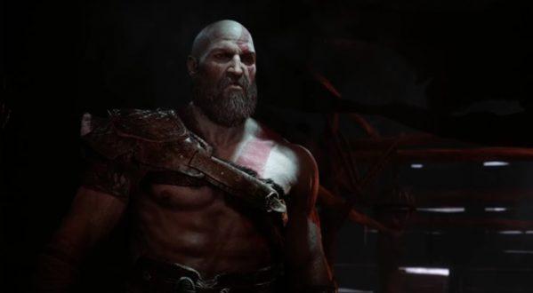 kratos god of war ps4