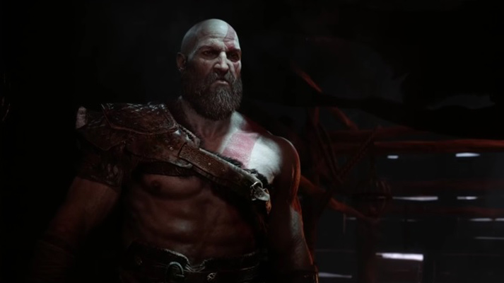 kratos god of war ps4