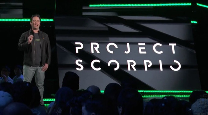 Phil Spencer Project Xbox Scorpio