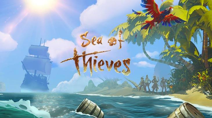 Microsoft all'E3 mostra Sea of Thieves e ne annuncia il rinvio