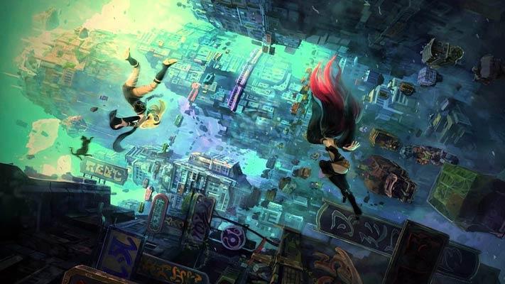 Gravity Rush 2 slitta a gennaio, ma regala un DLC