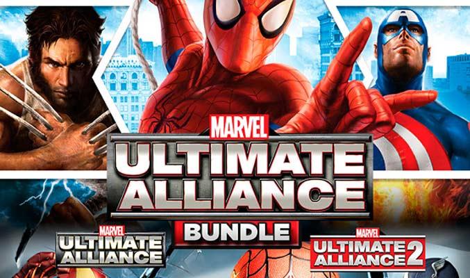 marvel ultimate alliance bundle