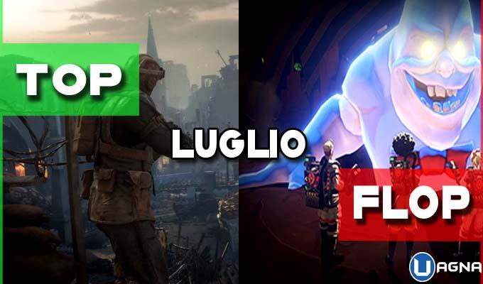 top flop videogiochi