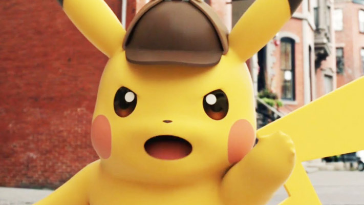 Pokémon Pikachu Detective