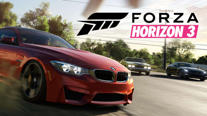 Forza Horizon 3: demo disponibile dal 12 settembre