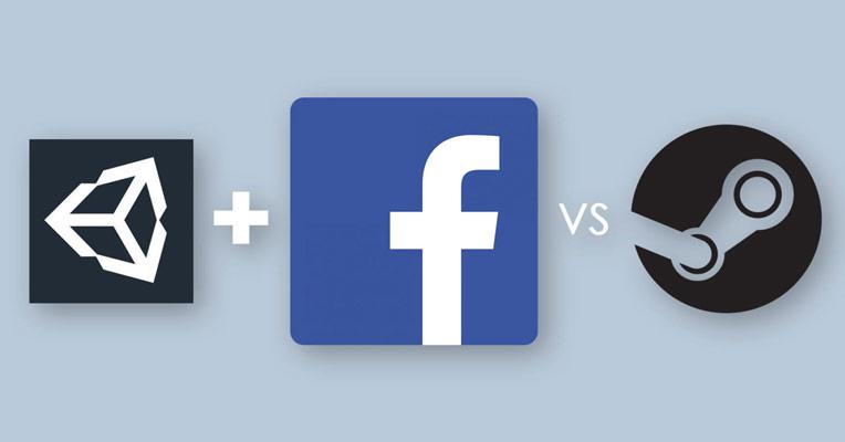 Facebook gioca con Unity