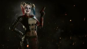 injustice harley quinn
