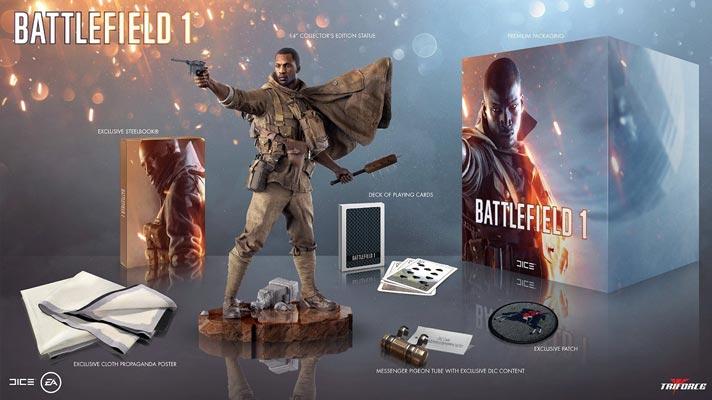 battlefield 1 collector