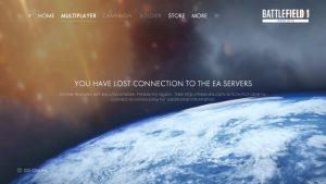 Server di battlefield 1 open beta offline, come risolvere
