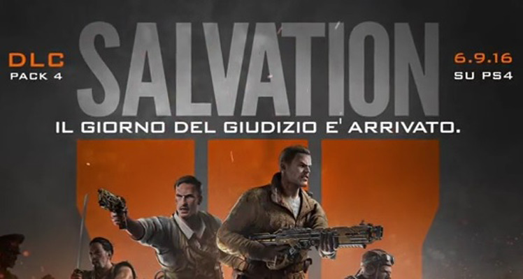 Black Ops 3 DLC Salvation