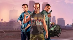 gta 5 artwork