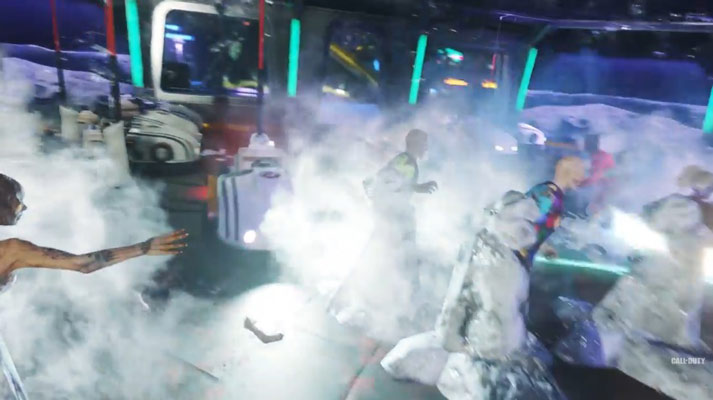 zombies spaceland