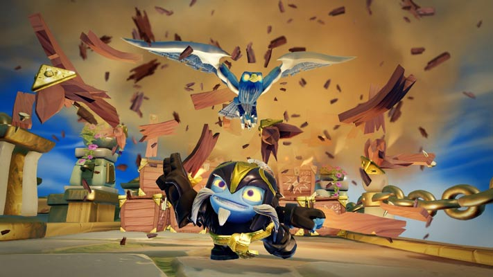 skylanders air strike