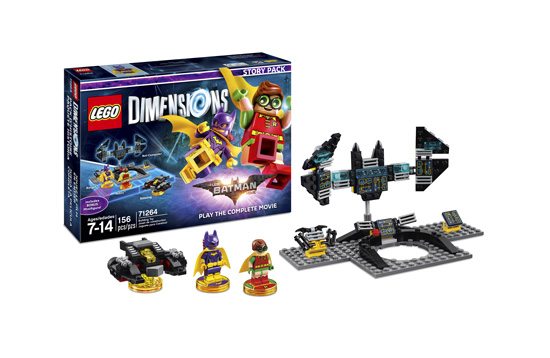 LEGO Dimensions Story Pack Batman