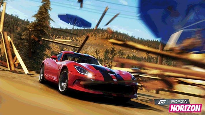 Forza Horizon 3: mostrata una stramba edizione di Xbox One S