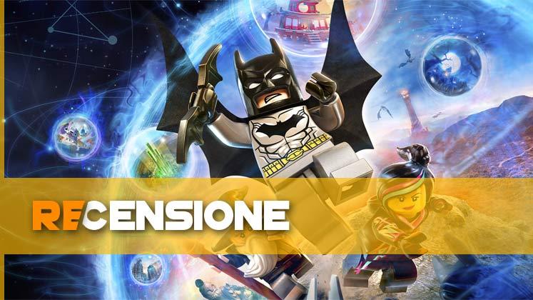 lego dimensions recensione