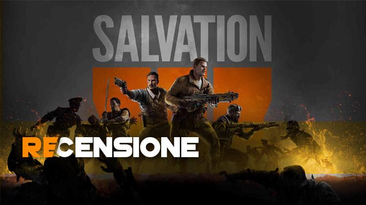 recensione black ops 3 salvation