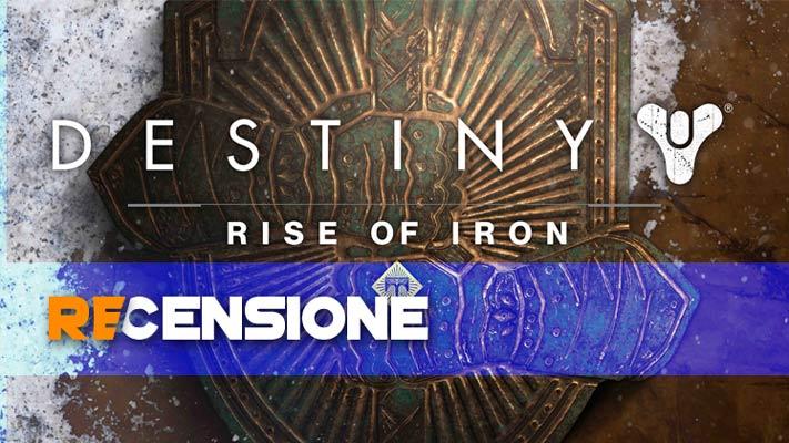 recensione destiny signori del ferro