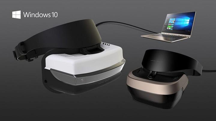 Microsoft annuncia i suoi headset VR e il prezzo è ottimo