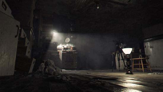 Resident Evil 7 Demo Kitchen PlayStation VR