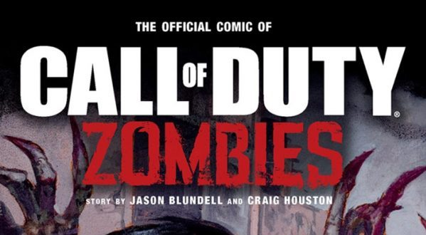 call of duty zombies fumetto