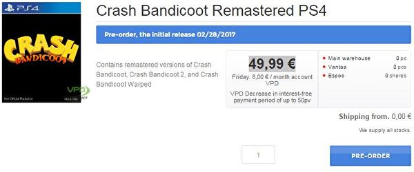 crash rumor