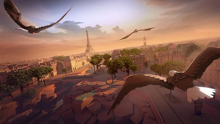 eagle flight ubisoft