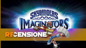 recensione skylanders imaginators