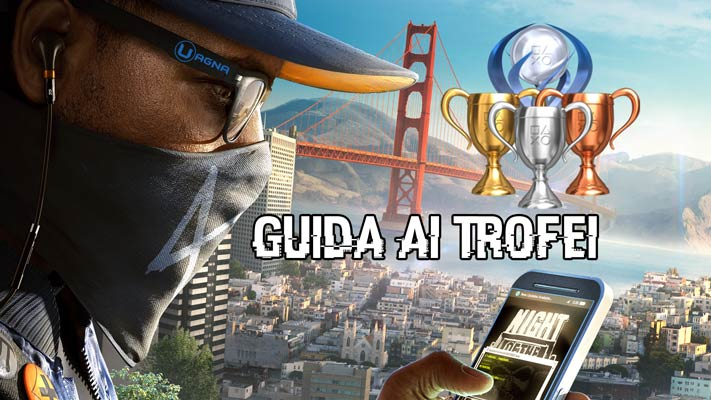 guida trofei watch dogs 2