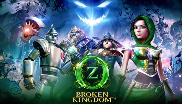 oz broken kingdom