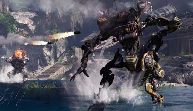 titan nemico titanfall 2