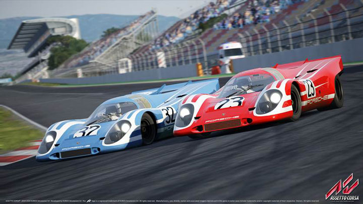 Assetto Corsa Porsche Pack Volume 3