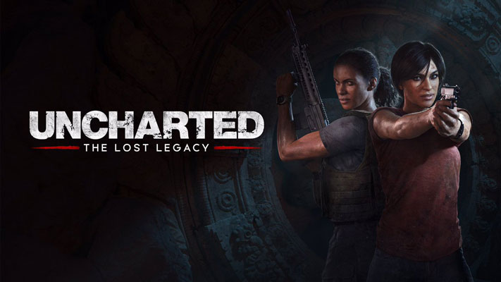 Uncharted 4 L'Eredità Perduta The Lost Legacy