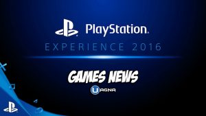 Games News PlayStation Experience 2016