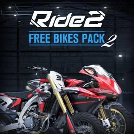 Ride 2 DLC Free Bikes Pack 2