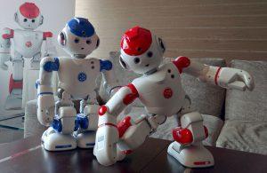 UBTECH Alpha 2 Robots
