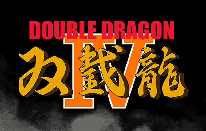 Arc System Works annuncia Double Dragon 4 per PC e Playstation 4