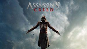 Assassin's Creed Fassbender Film