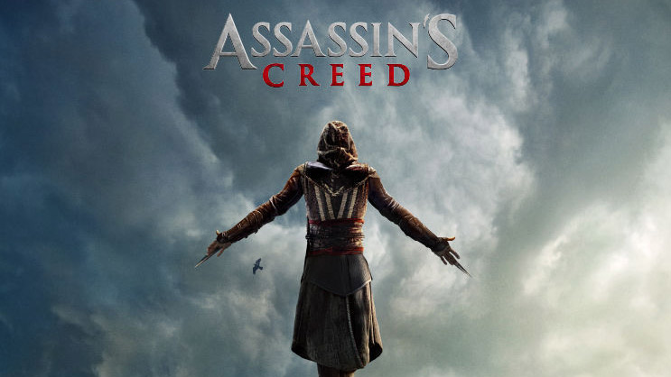 Assassin's Creed Fassbender Film