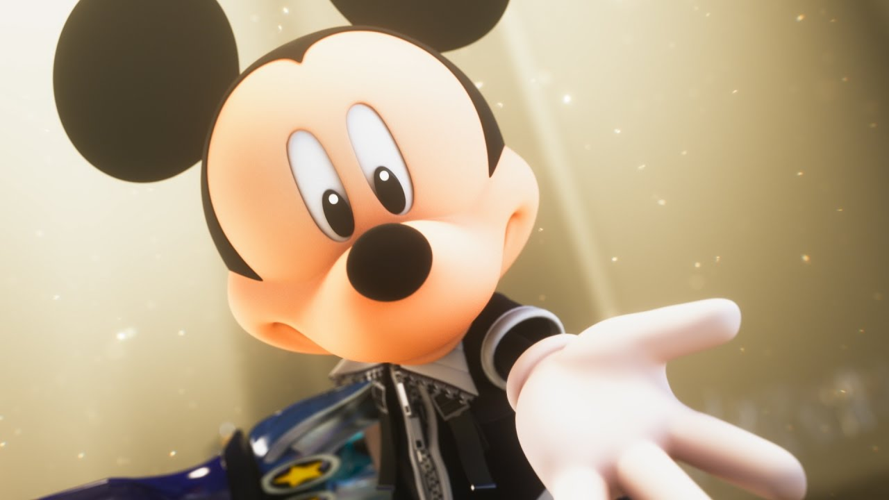 kingdom hearts 2.8 hd topolino
