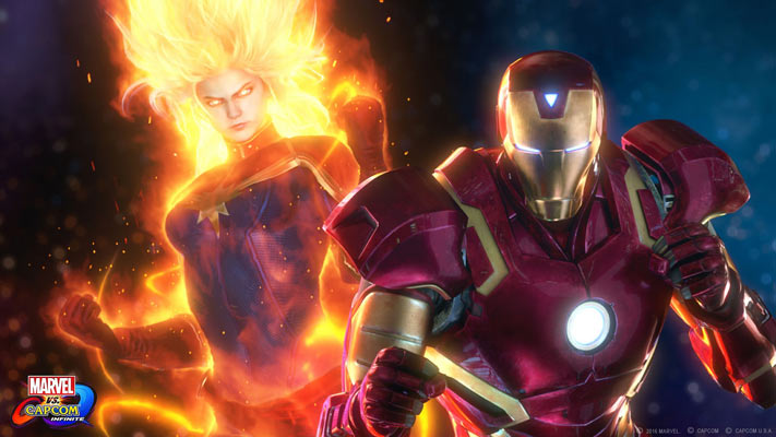 marvel capcom infinite iron man