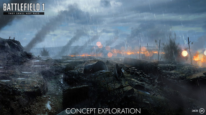 Battlefield 1 The shall not pass